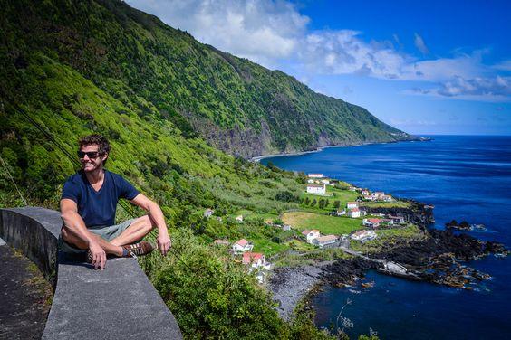 Ricardo Trêpa @ Costa Sul/South Coast por/by António Gamito, Azores, Acores, Portugal
