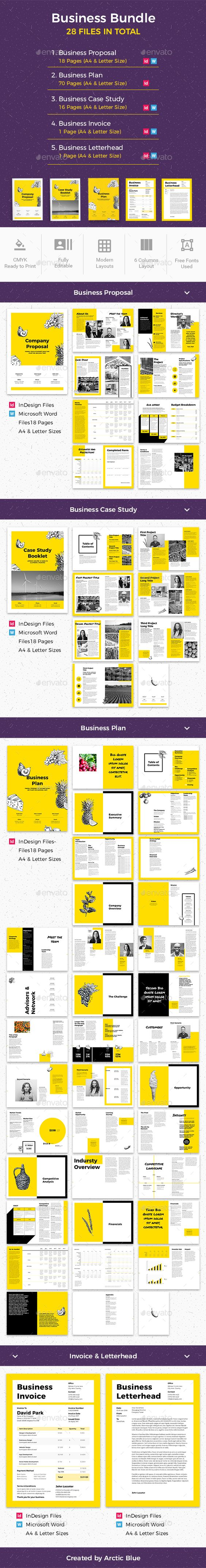 Lucid Business Proposal Template  Business Proposal Template