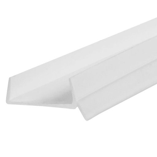 Uszczelka Cokolowa Listwa Kuchenna 150cm 19mm Tie Clip