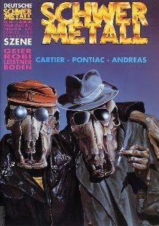 DCB: Schwermetall #148