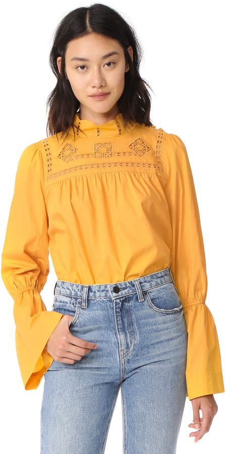 Perfect Embroidered Tops