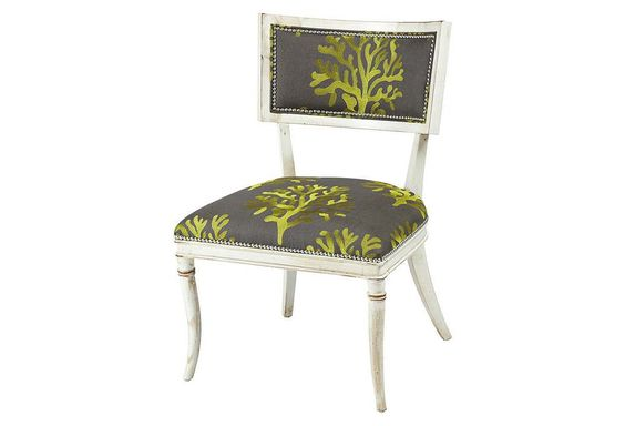 one kings lane american craftsmanship balboa side chair balboa chair kings lane balboa side chair