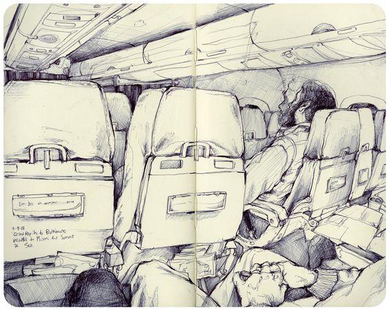 ... solche Zeichnungen gefallen mir.  ♡♡♡