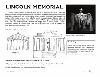 lincoln memorial day speech