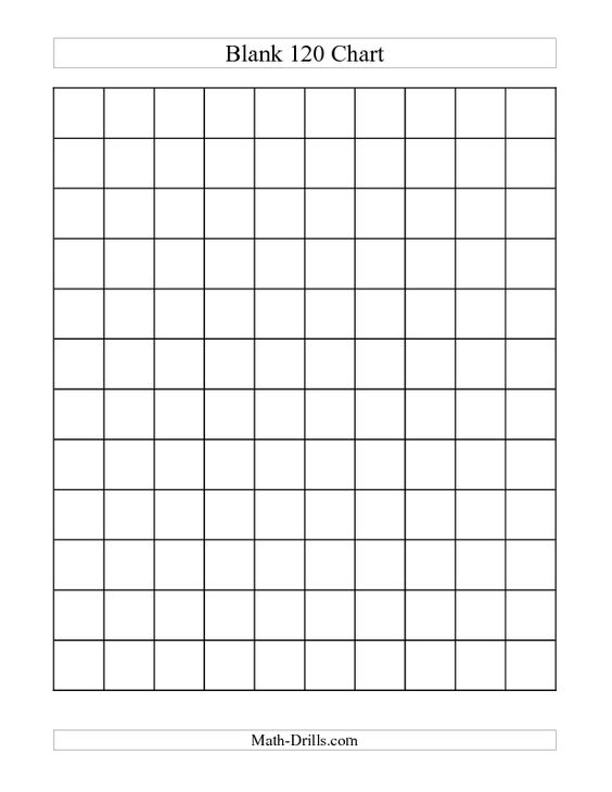 Worksheets Blank Math Worksheets worksheet 25503300 blank math worksheets printables number 120 chart c worksheets