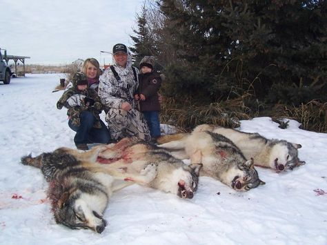 KILLING IS NOT A SPORT!!! BAN TRAPPING, POISONING AN...