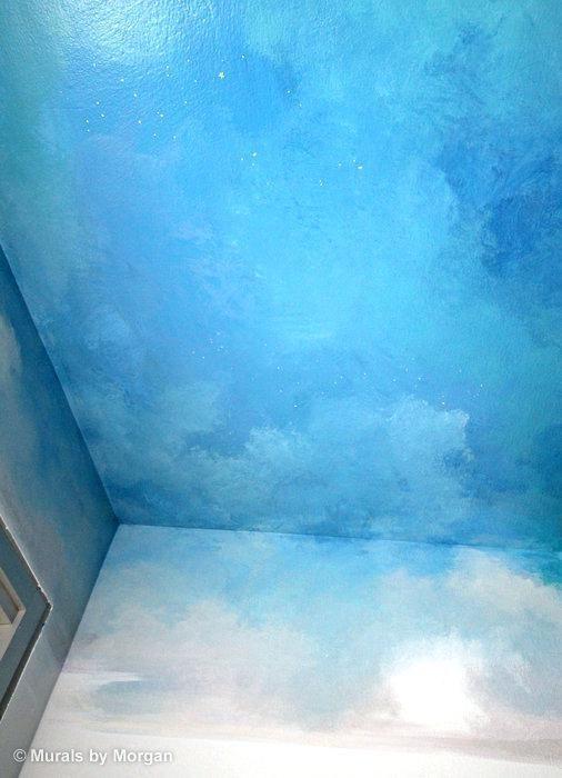 25 Wie Man Wolken An Einer Wand Malen Wolken An Der Decke