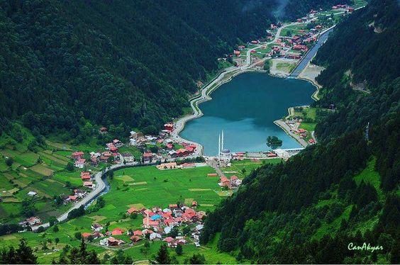 Trabzon Caykara, Turkey.