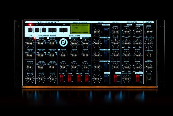 Moog Voyager RME Synthesizer #analog #synth #moog