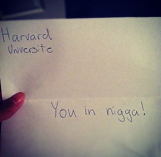 How do I get accepted into Harvard?