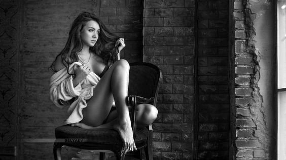 Ksenya by Dmitry Belyaev on 500px