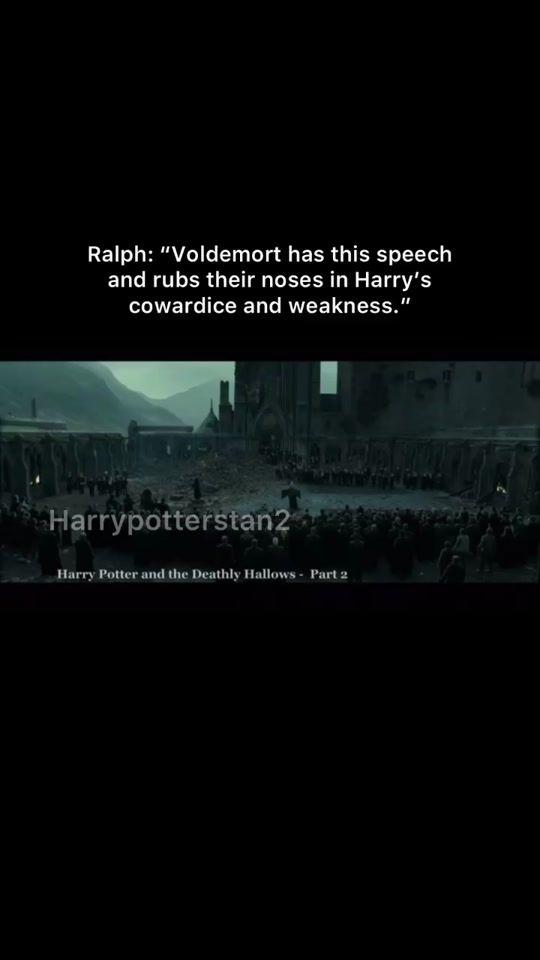 Harrypotterstan Harrypotterstan2 Tiktok Watch Harrypotterstan S Newest Tiktok Videos In 2021 Deathly Hallows Part 2 Tiktok Watch Voldemort