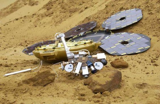A História do Beagle 2, o Rover Marciano que Enfim Foi Reencontrado | Motherboard