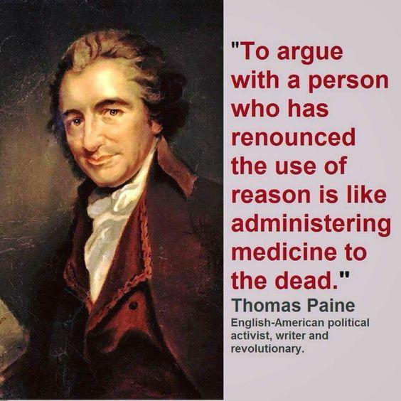#argue #fool