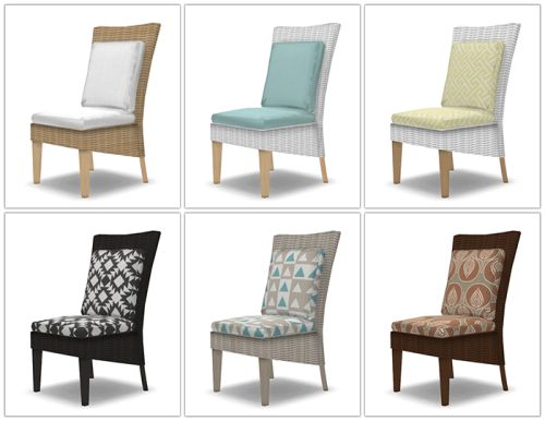 13pumpkin31:  Sims 4 S3 to S4 Freeman ChairOriginal mesh by Sailfindragon (dead site)- Comes in 10 colors DOWNLOAD