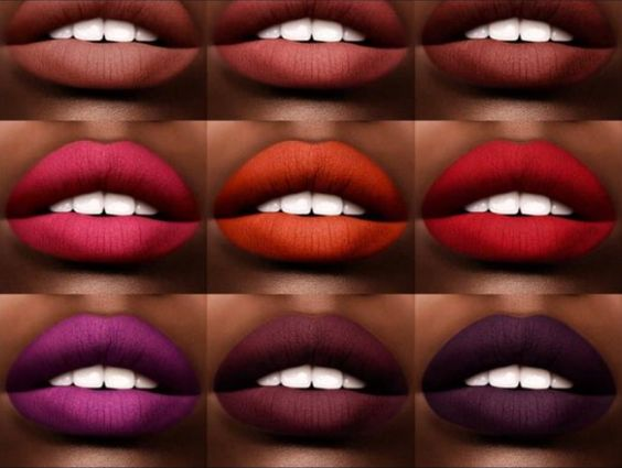 Lip care tips lipstick shades for dark skin tones