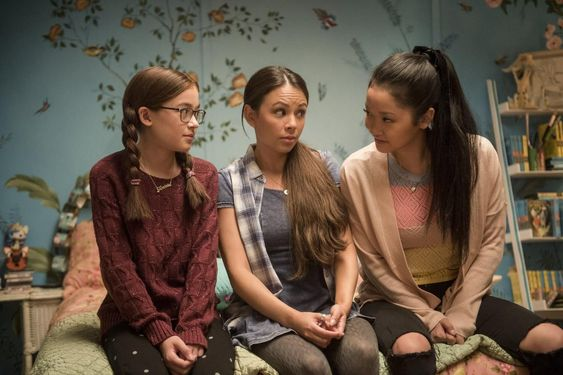 To All The Boys I've Loved Before | It's one of Hollywood's few rom-coms with an Asian lead. Story about a young woman whose ethnicity isn't crucial to the plot. Based on best-selling book. | Netflix