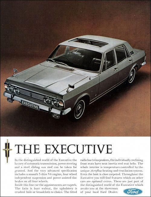 1966 Ford Executive Fordclassiccars Ford Classic Cars Classic Cars British