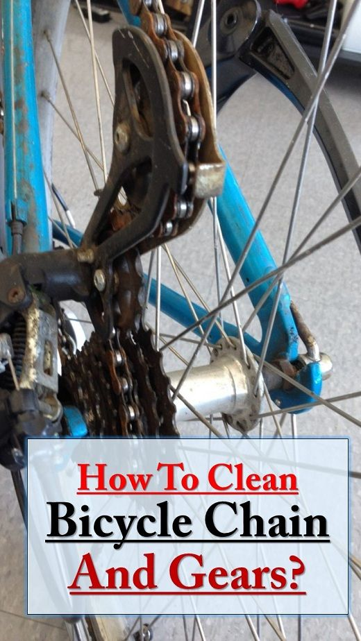 How To Clean Your Bike Chain And Gears Using Ultrasonic Cleaner