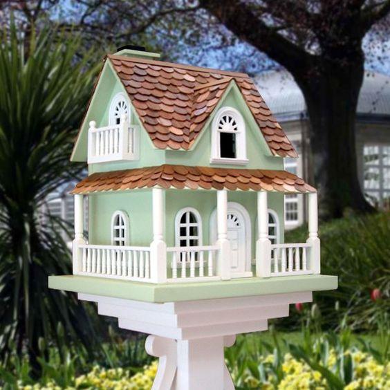 Best Home Bazaar Hb 2022G Signature Series Hobbit Bird House 640 x 480