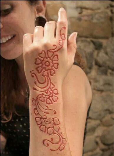 Red ink TATT
