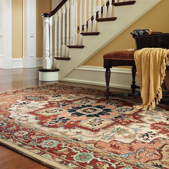 Wool Area Rugs, Phoenix And Area Rugs On Pinterest