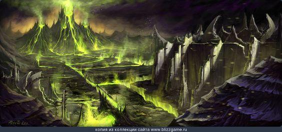 Shadowmoon-Valley-By-Peter-Lee.jpg (1600×753)