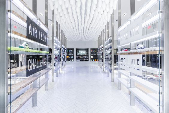 KITH Brooklyn Revamped By Snarkitecture