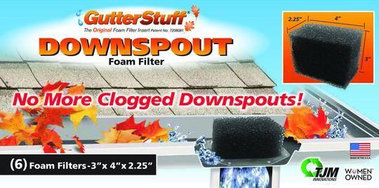 Gutterstuff Tjm Innovations Llc In 2020 Downspout Cleaning Gutters Gutter Leaf Guard