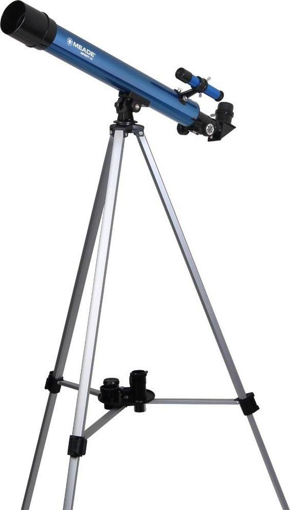Amazon.com : Meade Instruments Infinity 50mm AZ Refractor Telescope : Camera & Photo