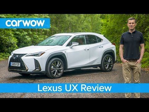 All Cars New Zealand Video Lexus Ux Suv 2020 In Depth Review Carwow Lexus Small Suv Suv