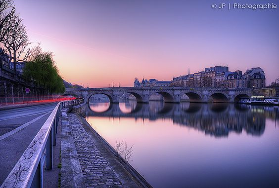 Pont Neuf, 06:39 | Flickr: partage de photos!