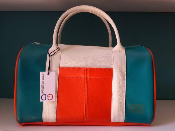 Marca GD  Producto presentado en: Nicaragua diseña, Purse  presented as a new product in  Nicaragua Design  Fair