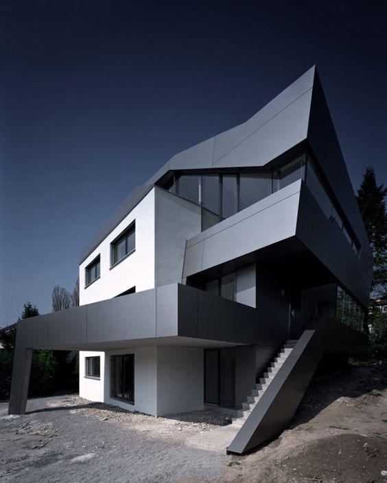 futuristische Wohnung Interieur eingebaute Beleutung