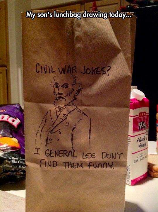 Is my essay on The Civil War good?