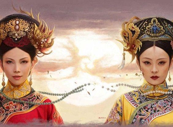 zhen huan zhuan - Google Search