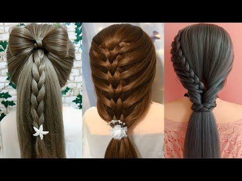 20 Peinados De Moda Peinados Faciles Y Rapidos Con Trenzas Peinados Cabello Peinados Rapidos Youtube Peinados Faciles Y Rapidos Peinados De Moda Peinados