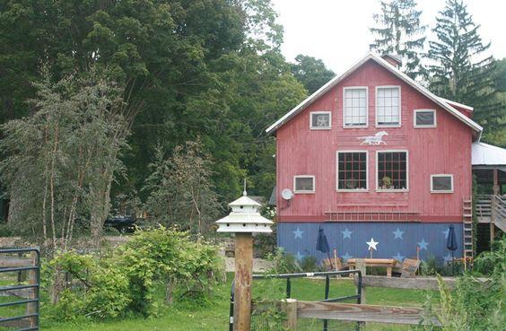 The Spirit Horse Farm in Kent, Connecticut   B&B Rental