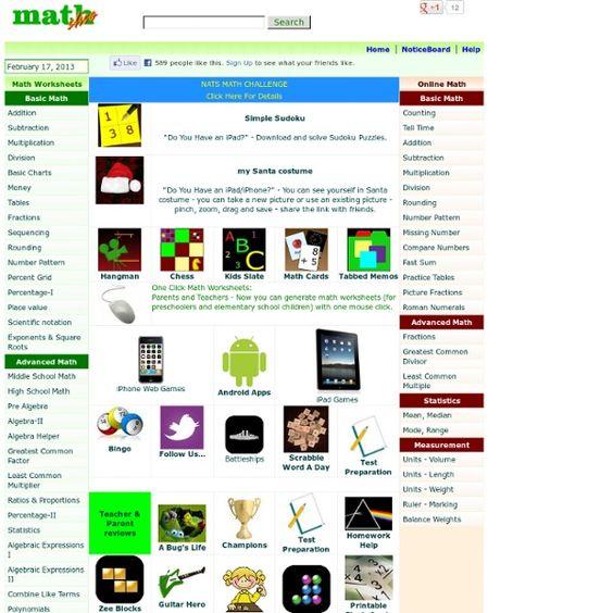 math worksheet : mathslice free math worksheets and online math  education extras  : Free Online Maths Worksheets