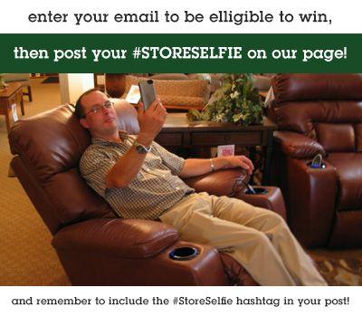 #StoreSelfie Sweepstakes!