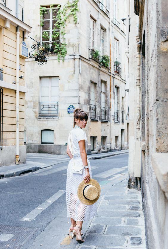 Paris streets: