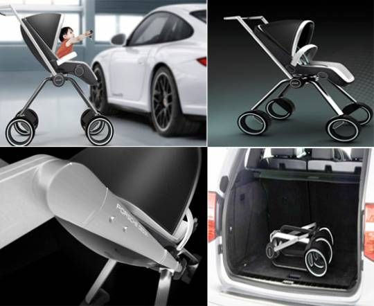 The Porsche Design Pu00274911 baby stroller by Dawid Dawod luxury At - porsche design küchengeräte