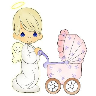 Baby Guardian Angel Clipart