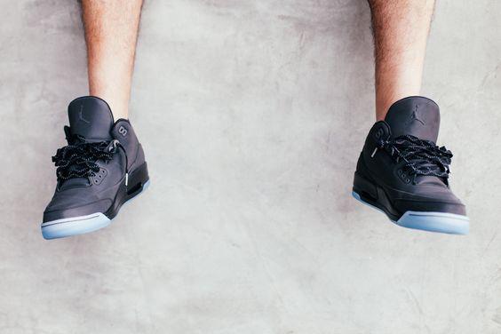 "Air Jordan 5LAB3 - ""Black"" | #AGPOS"