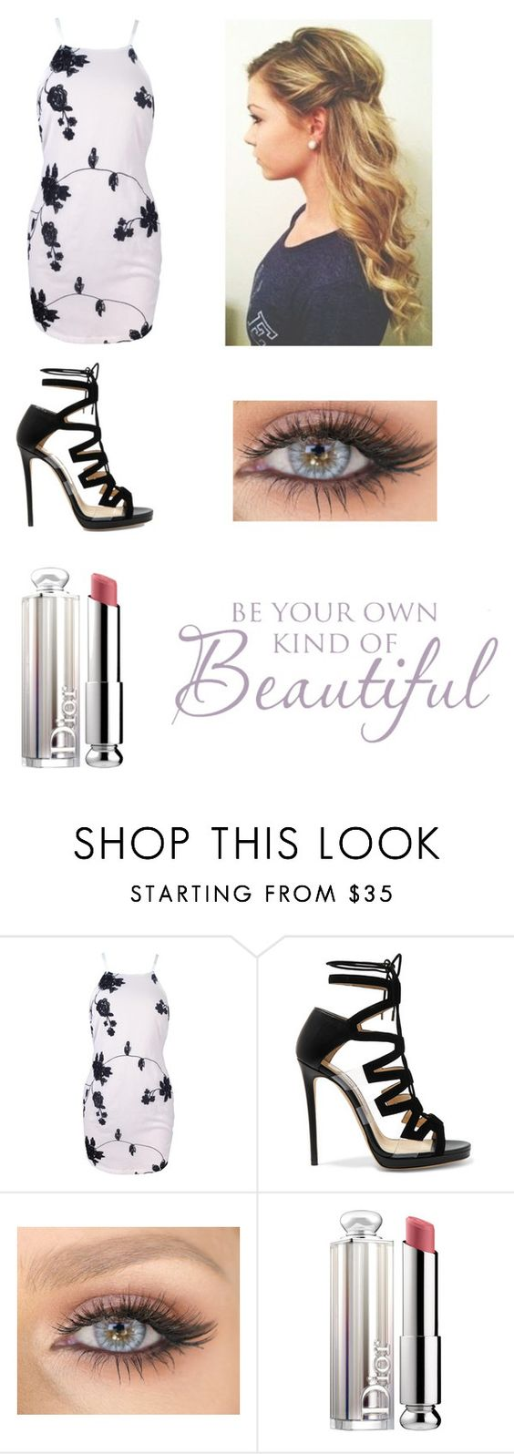 """Lavender Lies?"" by pandagirlcdm ❤ liked on Polyvore featuring Jimmy Choo and Christian Dior"