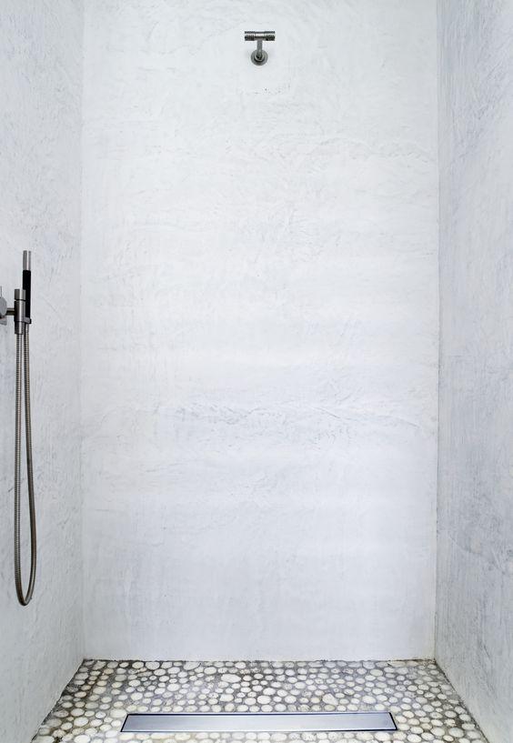 Karin Meyn   Shower design by Piet Boon: Ms5 Bathrooms, Bastille Badkamer, Shower Designs, Interior Vola, Meyn Shower, Marble Showers