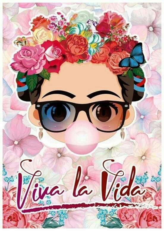 Pin By Saira On Frases Frida Kahlo Art Frida Kahlo Cartoon Cute Wallpapers