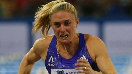 The Peninsula Qatar - Athletics: Olympic champ Pearson fractures arm in Rome