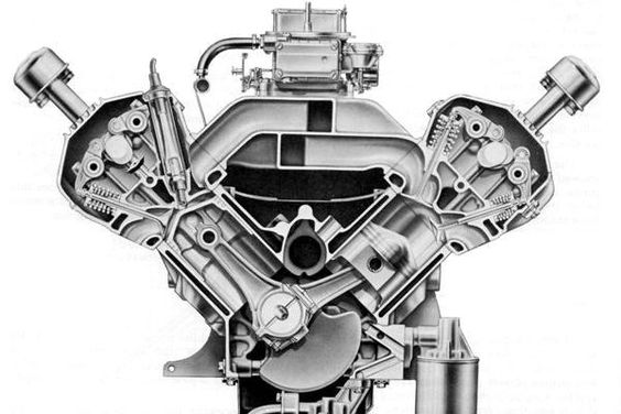 Cammer The Real Story Of The Legendary Ford 427 Sohc V8 Mac S Motor City Garage Ford Ford Racing Race Engines