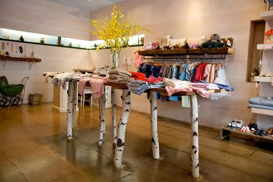 love the birch table legs.  Sweet William – Shopikon New York